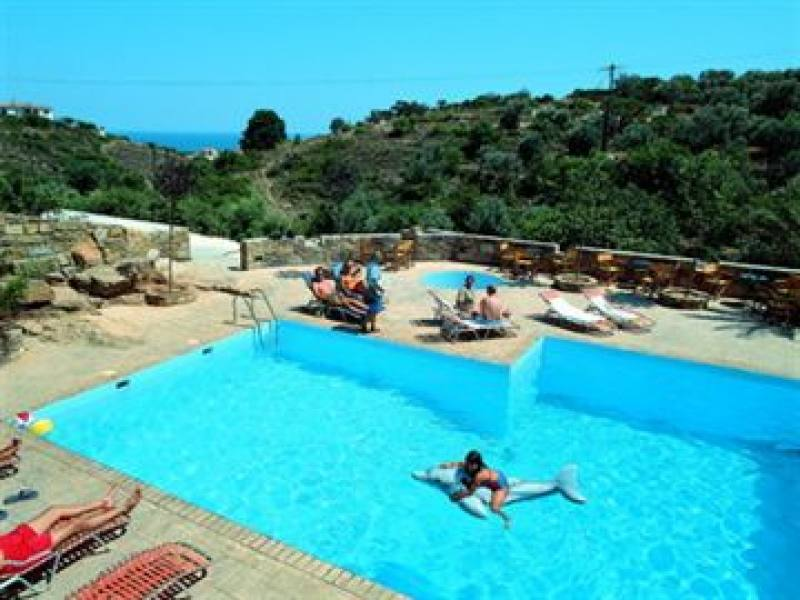 Appartementen Stenakas - Megas Limnionas - Chios